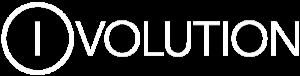 logo - iVolution - bianco